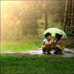 Love after Rain