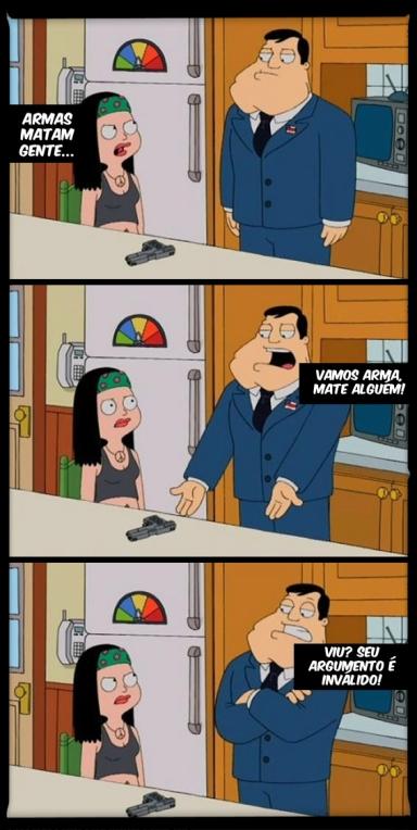Armas-matam-pessoas